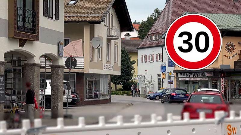"""""""Endlich! Tempo 30 für Siegsdorf kommt!"""""""