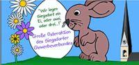 Ostereier Aktion in Siegsdorf